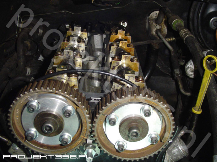 Projekt356 Pl 183 Tunning Silnika Od Podstaw Opel Omega 2 0 16v