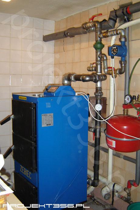 Projekt356 Pl 183 Kotłownia